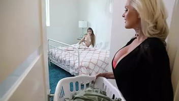 XXX model Alena Croft is sick be fitting of husband and gets fucked by another man