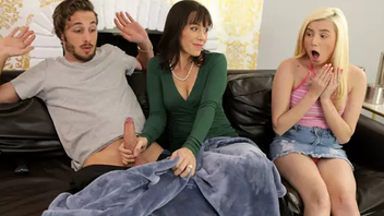 Man is horny as a result brunette mom and comme ‡a Florence Nightingale help guy in Hardcore way
