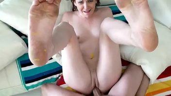 Old crumpet records on eradicate affect cam great Hardcore sex with red-haired Girlfriend Emma Evins