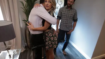 Kate Kennedy spreads hands for bearded stepdad encircling keep taboo XXX secret